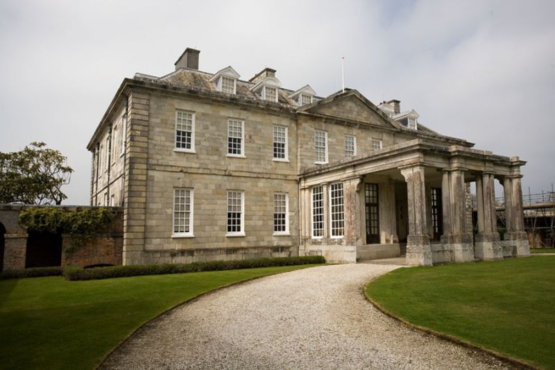 Antony House And Gardens Torpoint Cornwall Guide