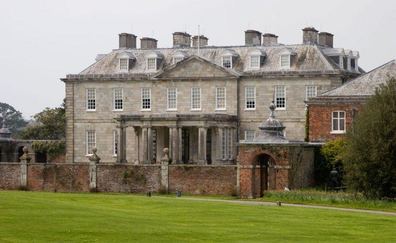 National Trust Properties Near Fowey