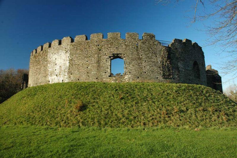 Restormel Castle - Lostwithiel | Cornwall Guide