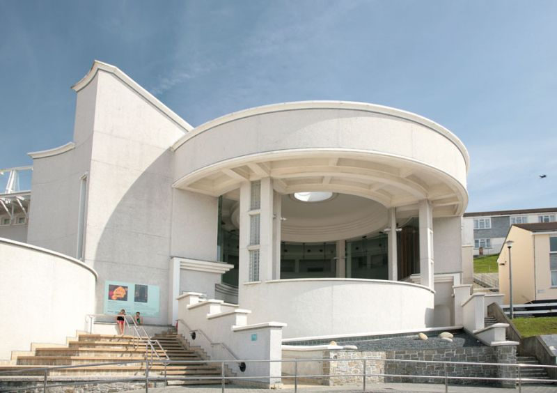 Tate St Ives St Ives Cornwall Guide