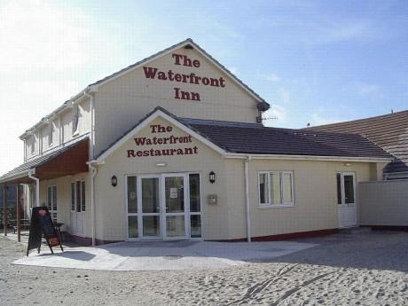 Waterfront Restaurant Perranporth Menu