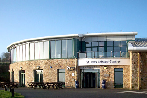 St Ives Leisure Centre St Ives Cornwall Guide