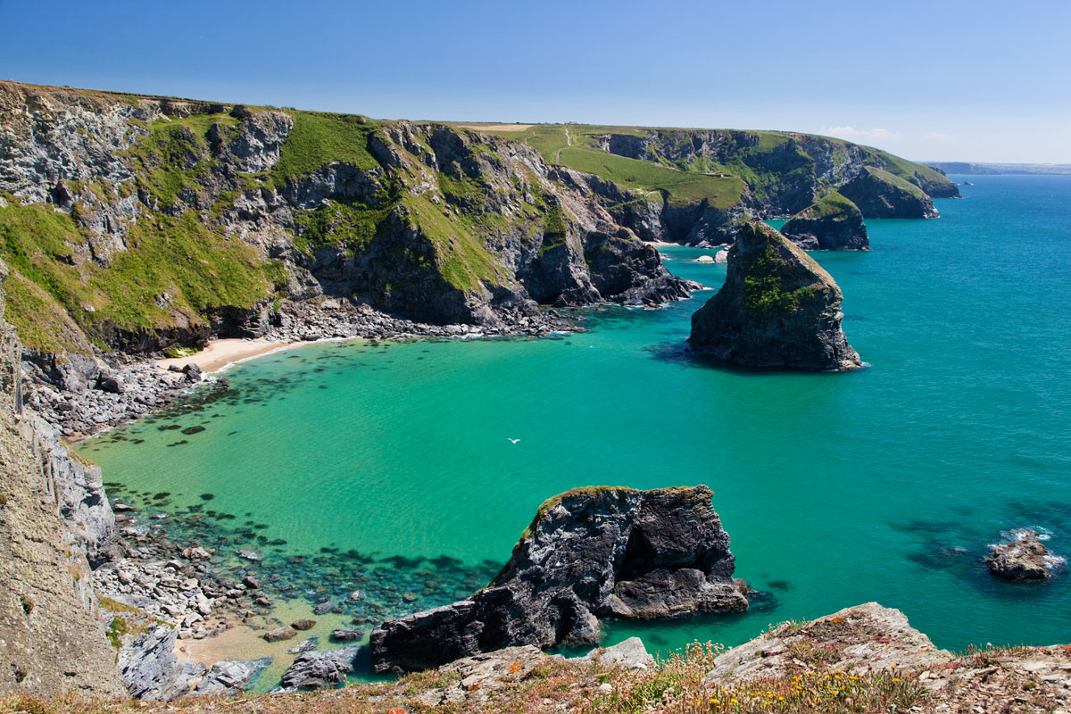 Cornwall Coast Path Padstow To Newquay Cornwall Guide