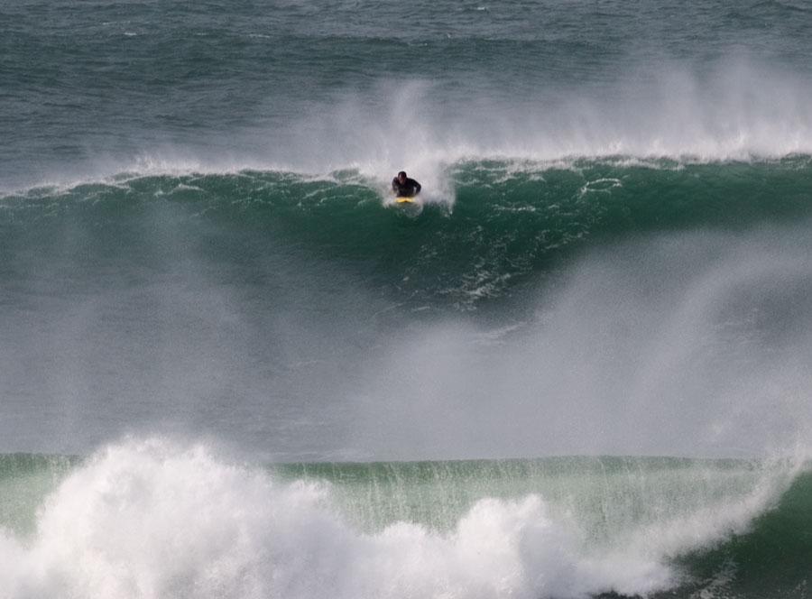 Big Surf at Fistral