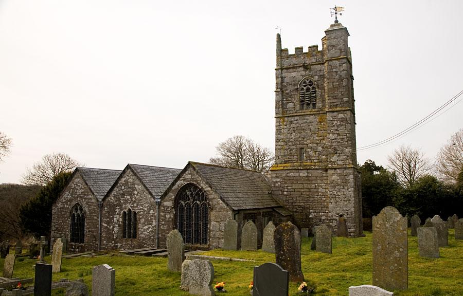 Blisland Cornwall Guide