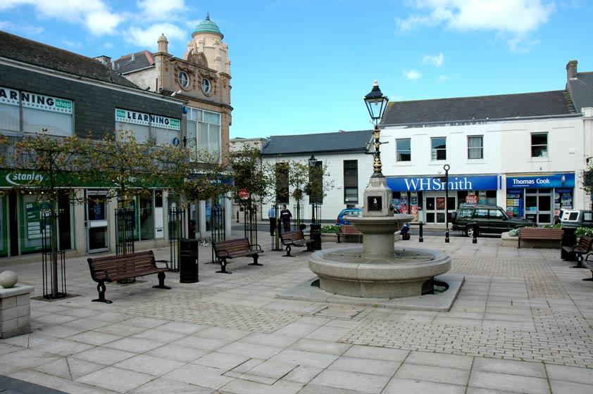 Commercial Square - Camborne