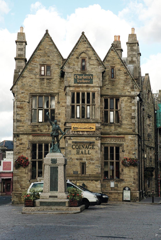 Truro Coinage Hall Cornwall Guide