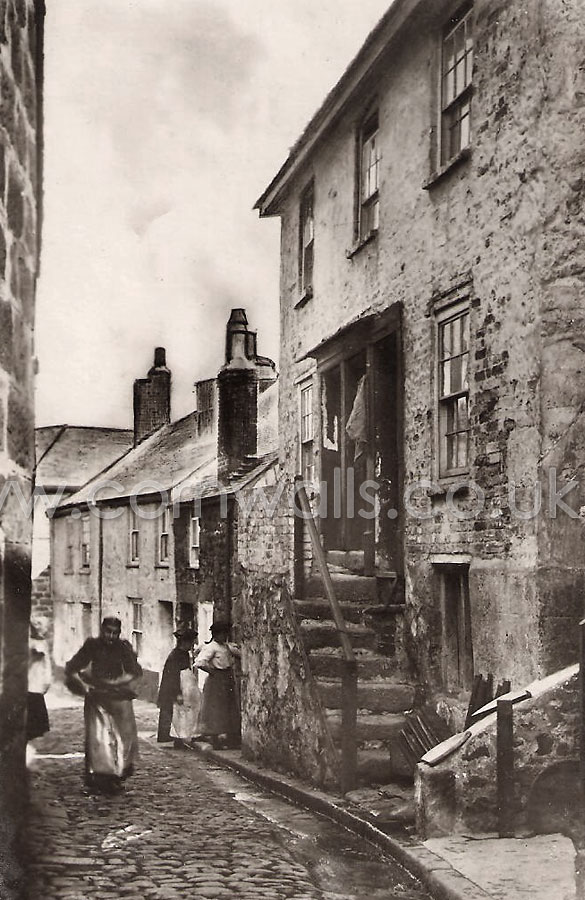 The Digey - St Ives, early 1900s | Cornwall Guide