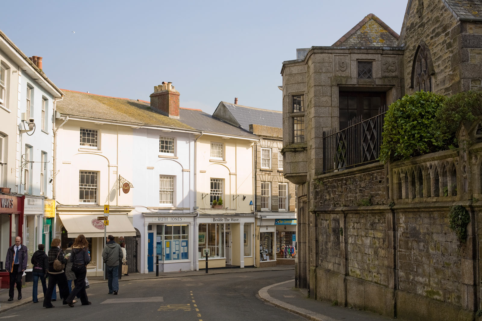 Hotels In Falmouth Uk