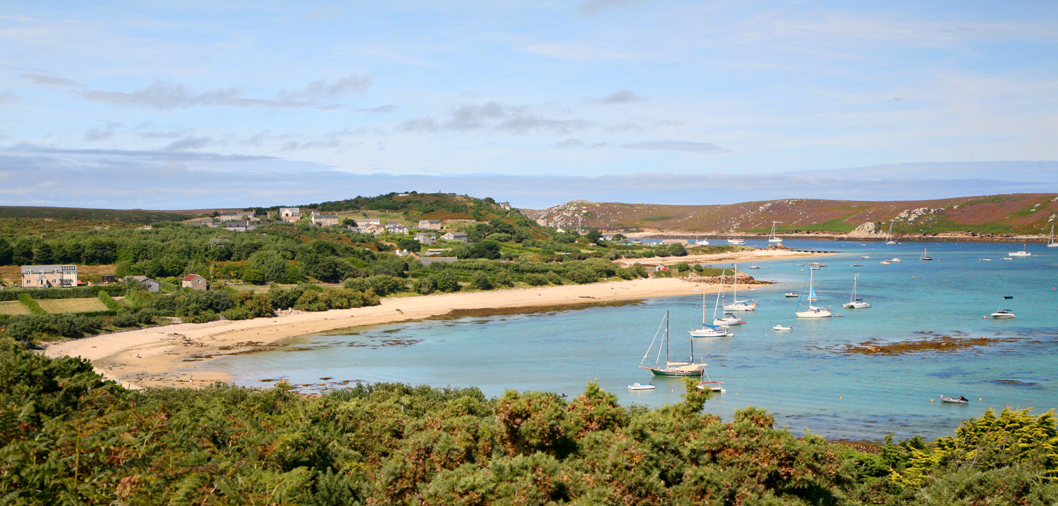 islse of scilly Azure seas, sub-tropical gardens and white sand beaches and just 15 minutes from cornwall gavin mcowan on the isles of scilly's top places to eat.