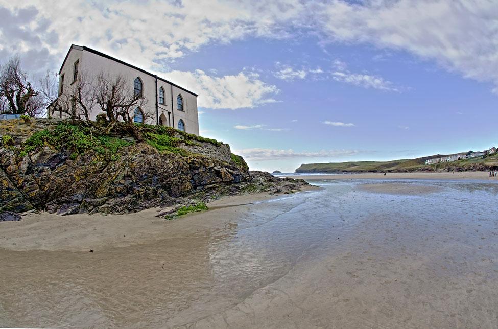 The Beach House Polzeath