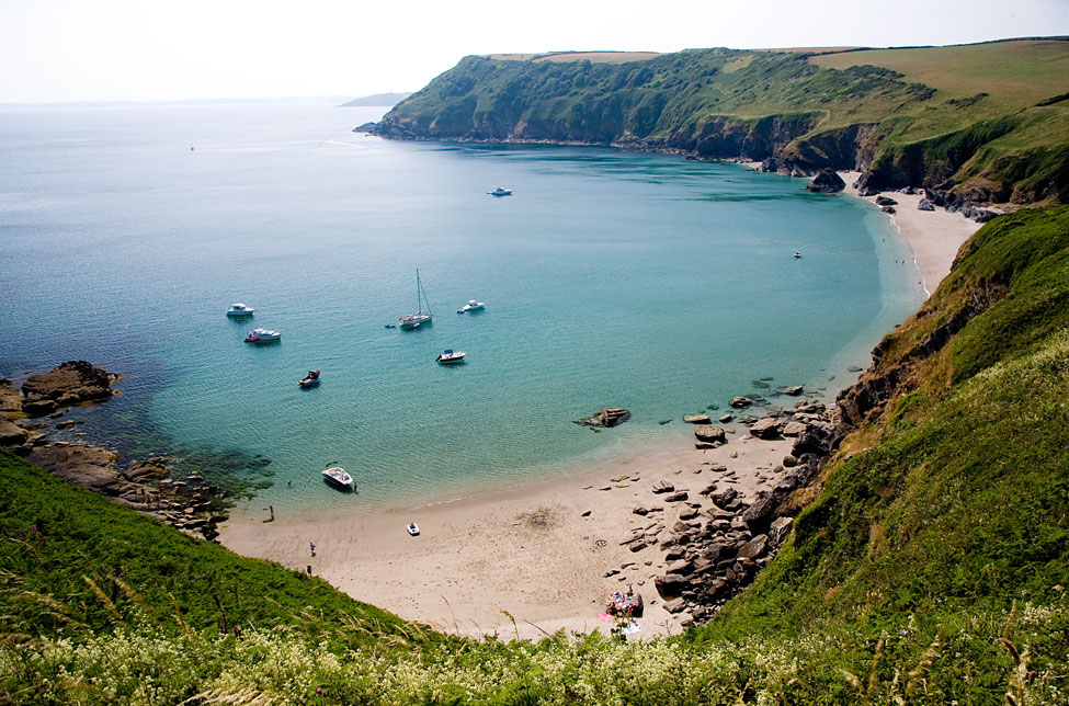 Boats at Lantic Bay