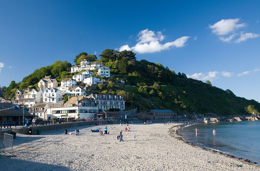 Beaches Near Looe