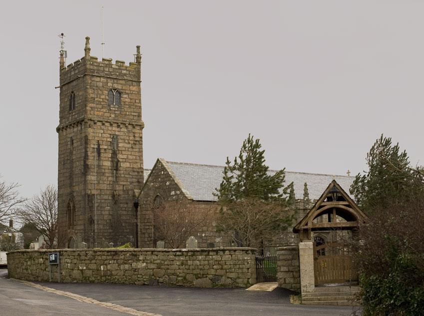 Madron church