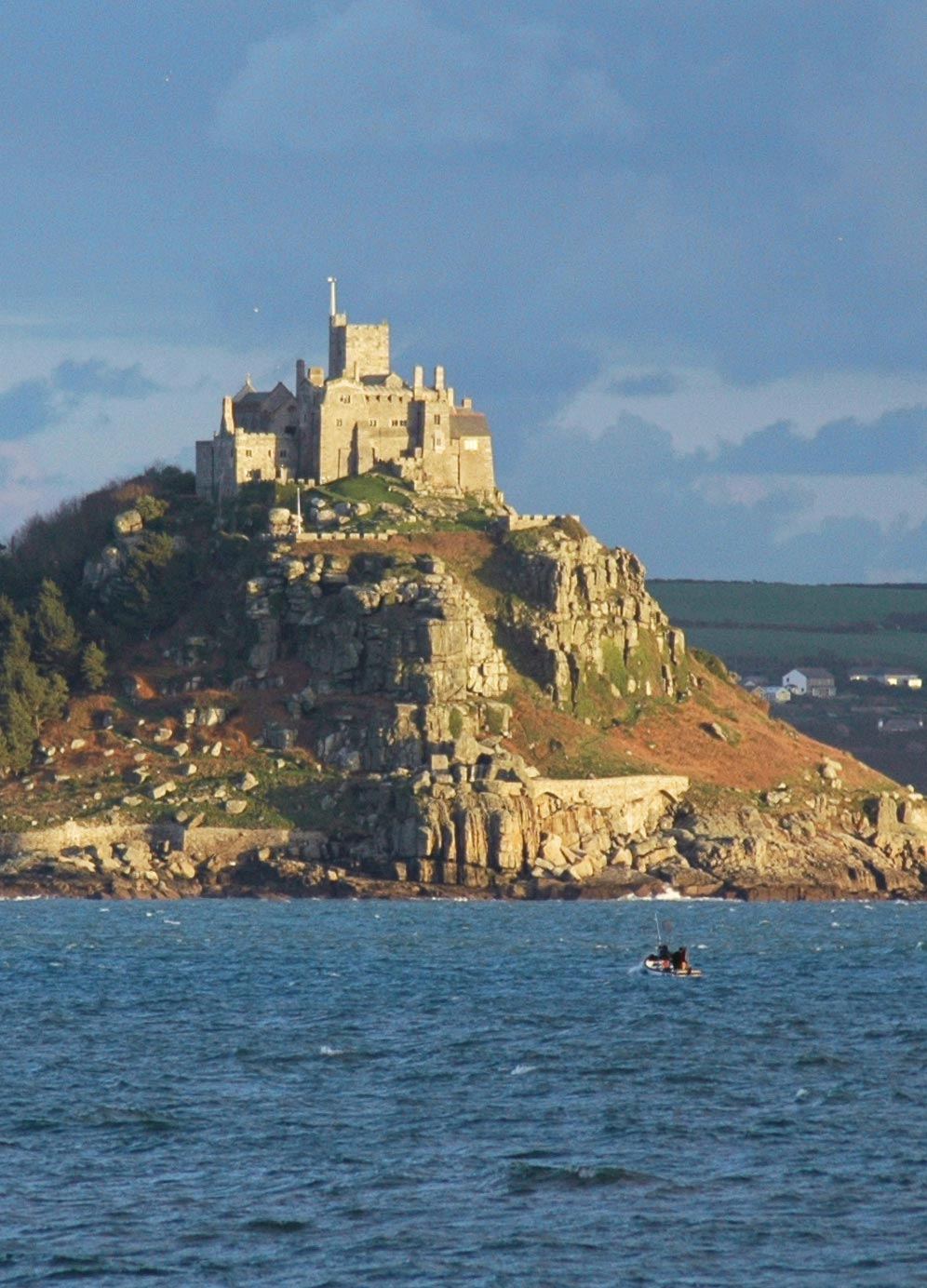 St Michael's Mount: Facts and Information