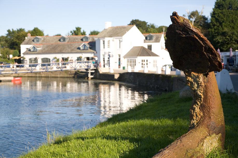 Mylor Harbourside