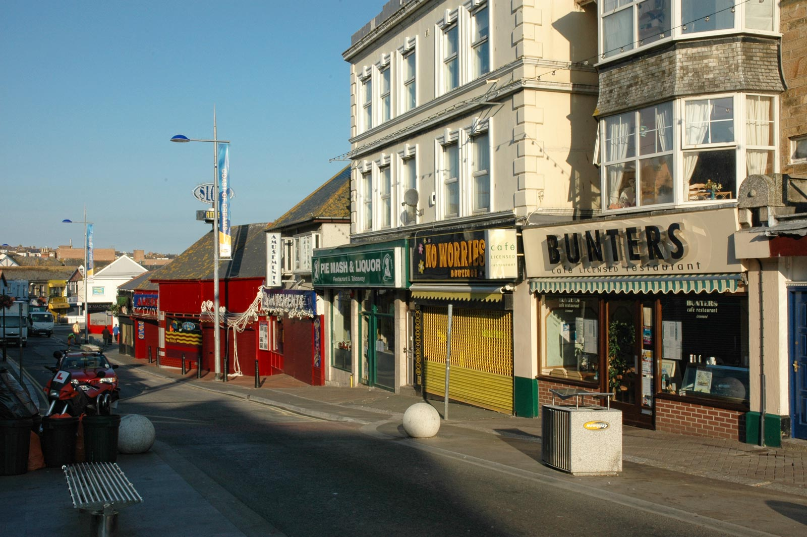 East Street Newquay Cornwall Guide