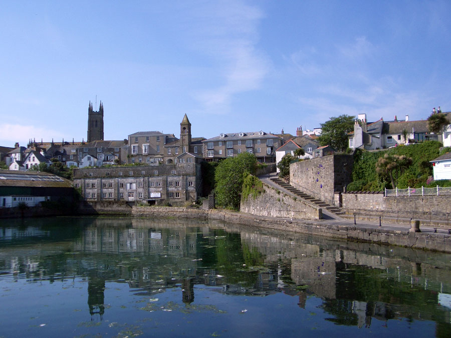 Penzance Cornwall Guide