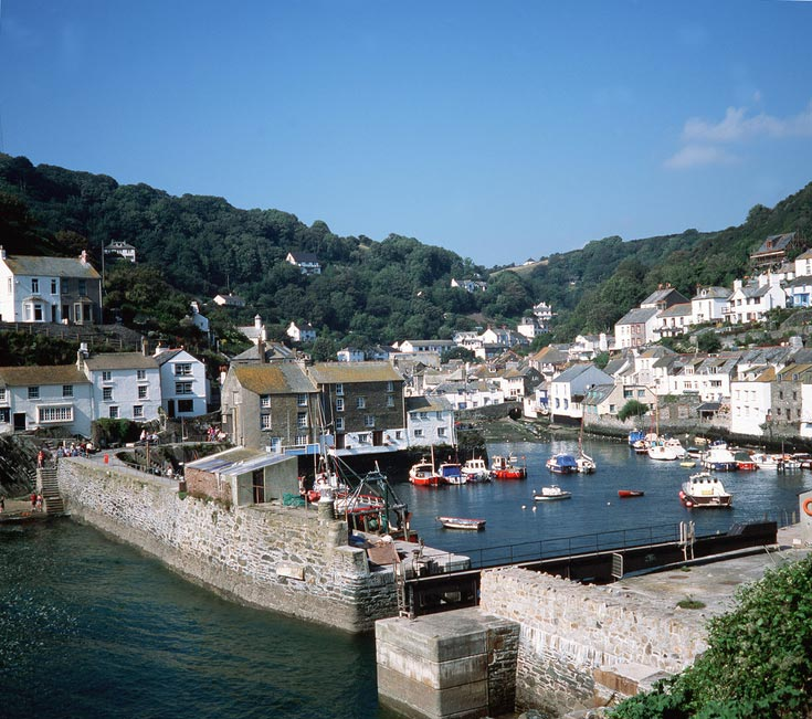 South East Cornwall Harbours Cornwall Guide