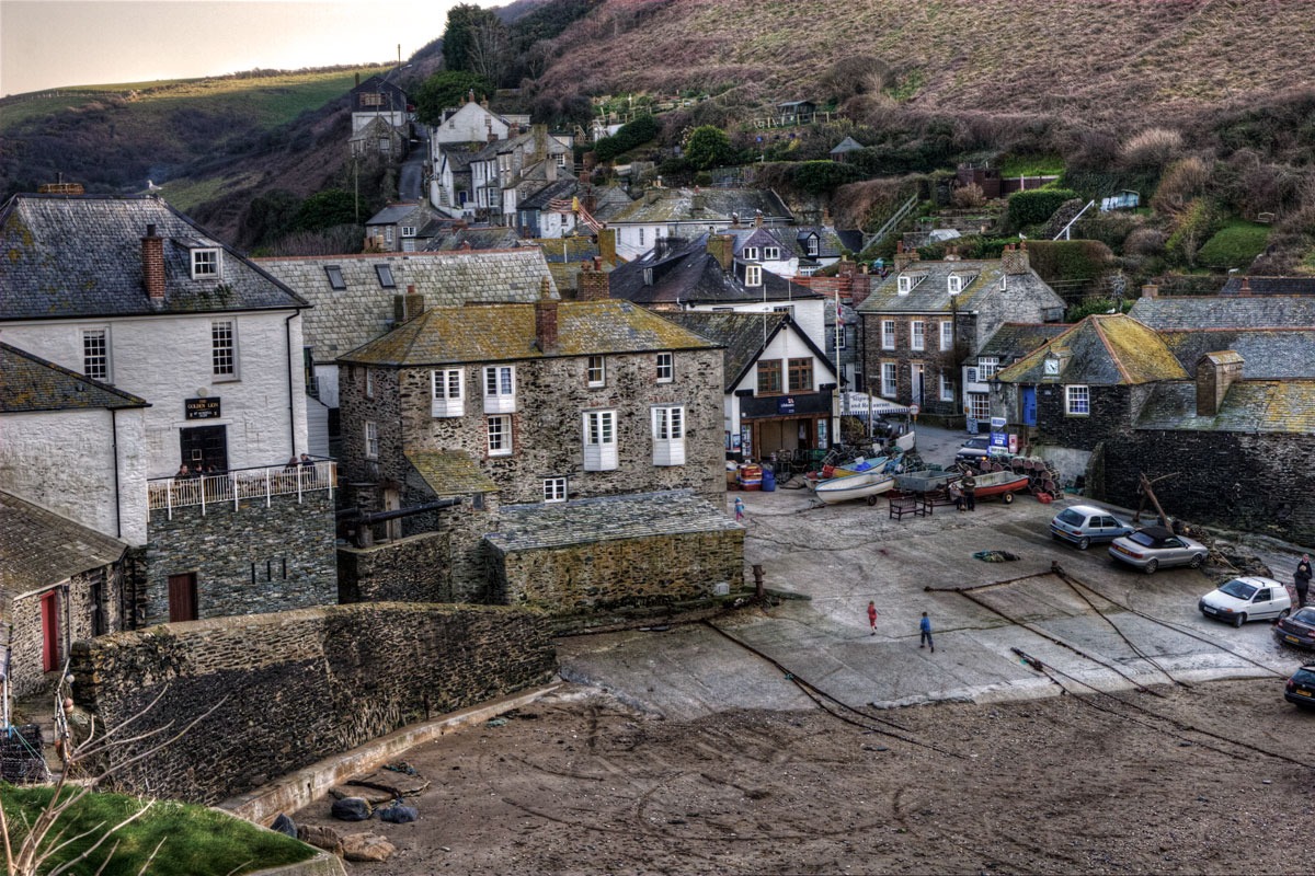 Port Isaac Cornwall Guide
