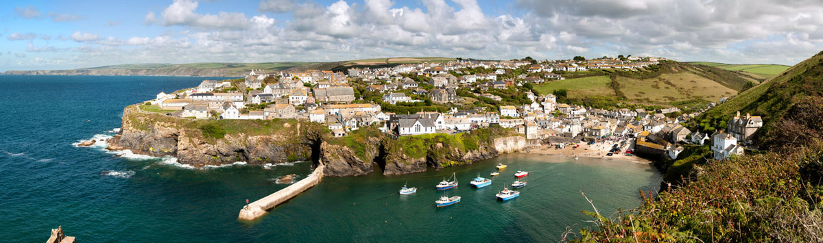 Portwenn Doc Martin Location Port Isaac Cornwall Guide