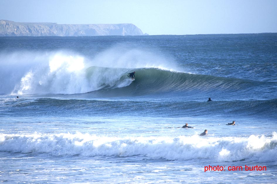 Best Surfing Beaches - South Coast - Cornwall