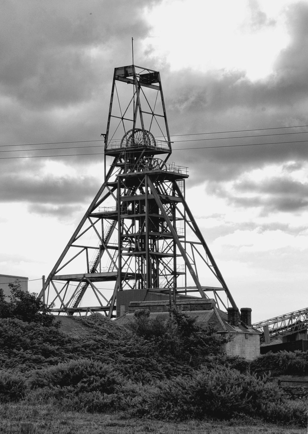 South Crofty Mine - Camborne