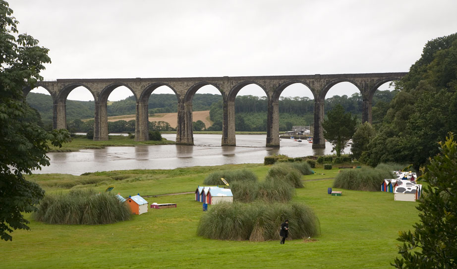St Germans Viaduct Cornwall Guide