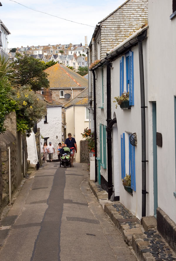 St ives the warren cornwall guide for The ives