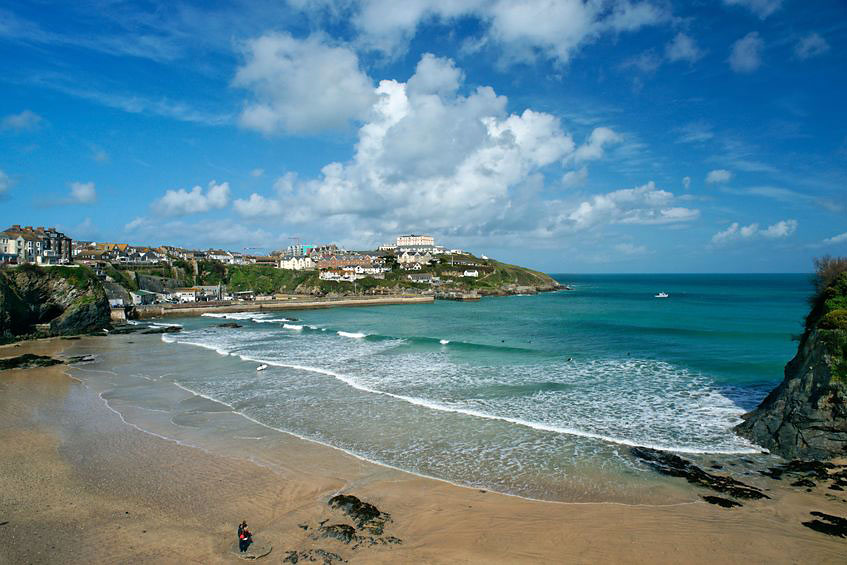 Towan Beach - Newquay