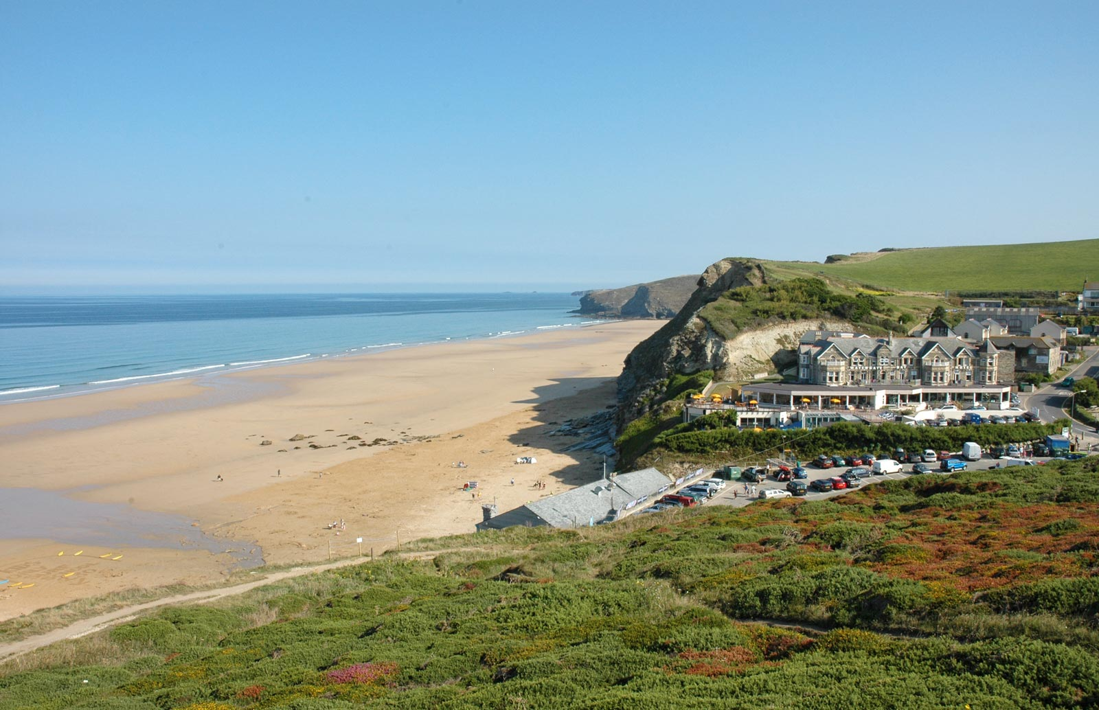 Watergate Bay Hotel Restaurant