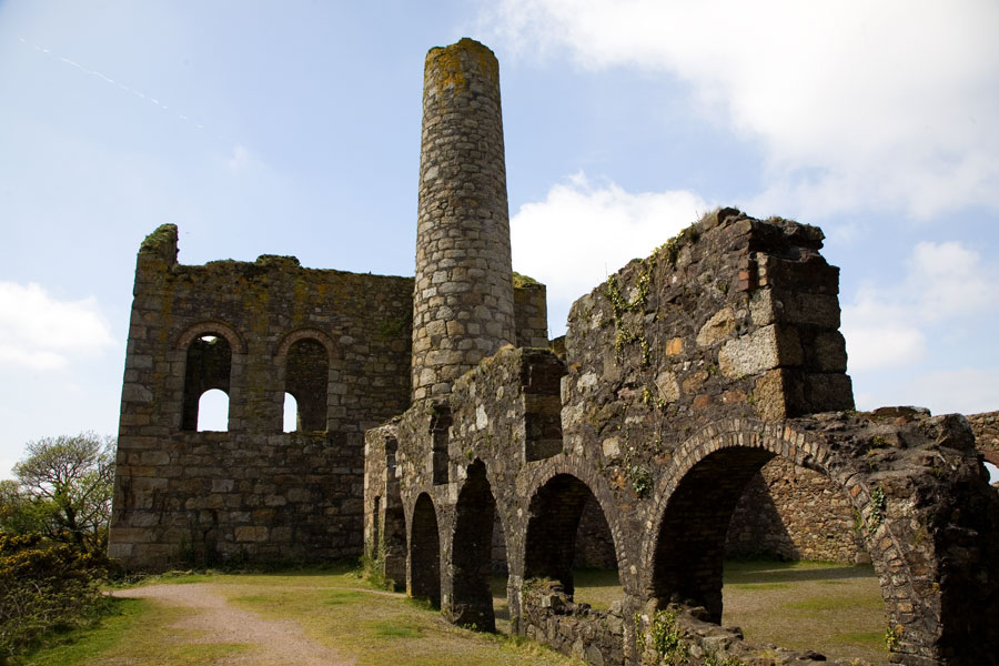 South Wheal Frances Mine Cornwall Guide