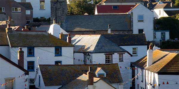 Mid Cornwall cottages