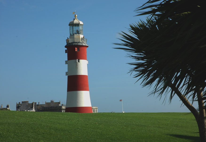 The Eddystone Lighthouse Cornwall Guide