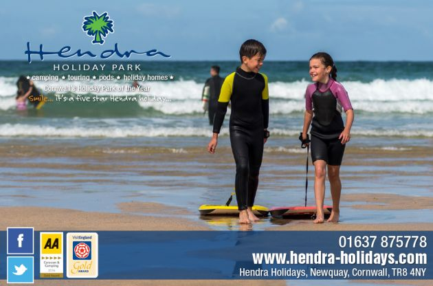 Hendra Holiday Park 2019