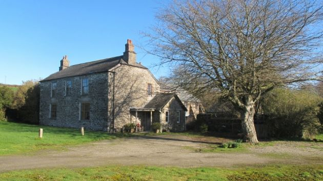 Crocadon Farmhouse