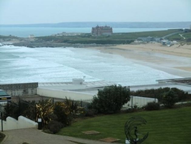 Fistral Heights Apartment
