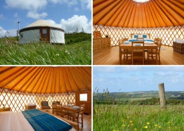 Pencuke Farm Yurts