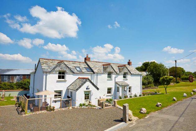 The Cottage, Trelash