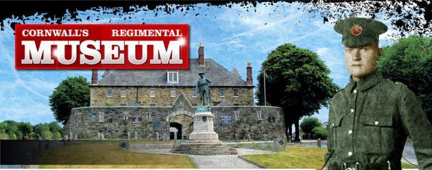 Cornwall's Regimental Museum