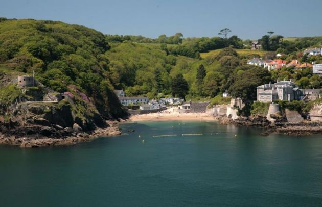 St Catherine's Castle - Fowey