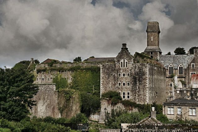 Bodmin Jail - haunted