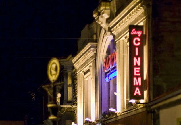 Cornwall Cinemas