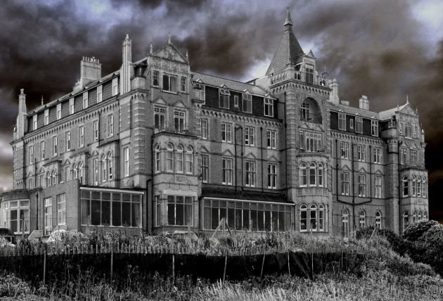 Headland Haunted Hotel - Newquay