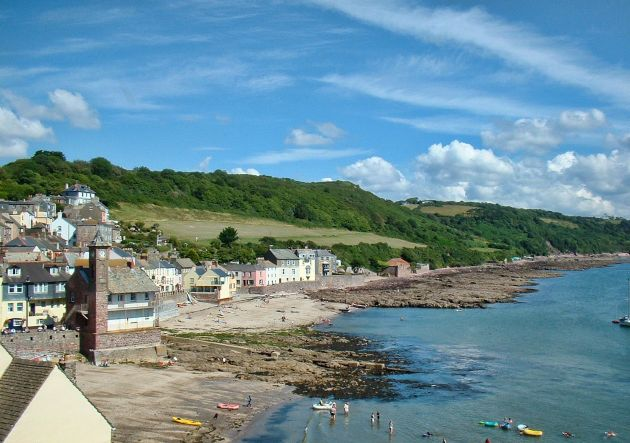 Kingsand from Cawsand