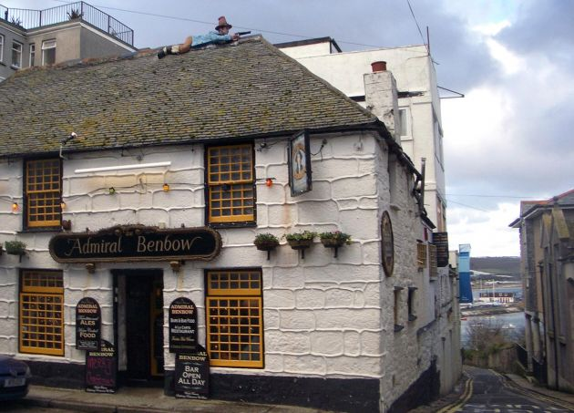 The Admiral Benbow - Penzance