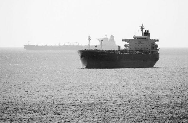 Ships in Falmouth Bay