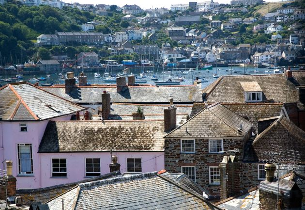 Fowey accommodation