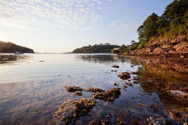 Helford accommodation