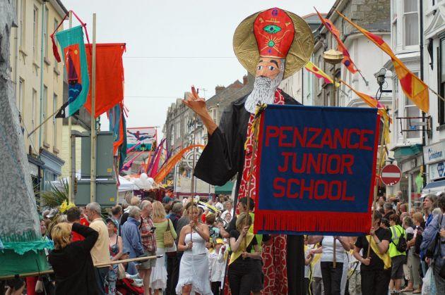 Mazey Day Parade